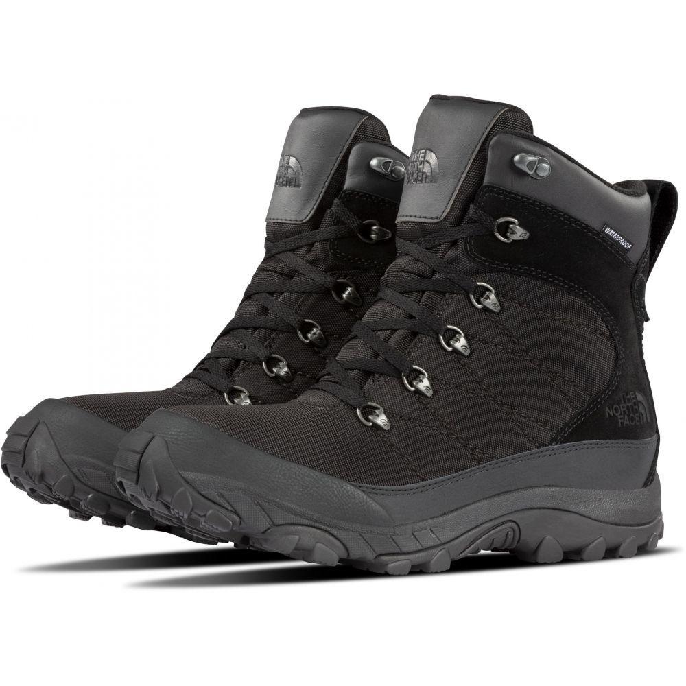 ザ ノースフェイス The North Face メンズ ブーツ シューズ・靴【Chilkat Nylon Boots】TNF Black/TNF Black