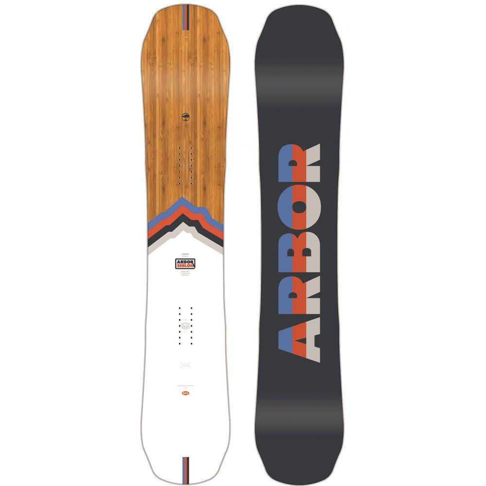 アーバー Arbor メンズ スキー・スノーボード ボード・板【Shiloh Rocker Midwide Snowboard 2020】