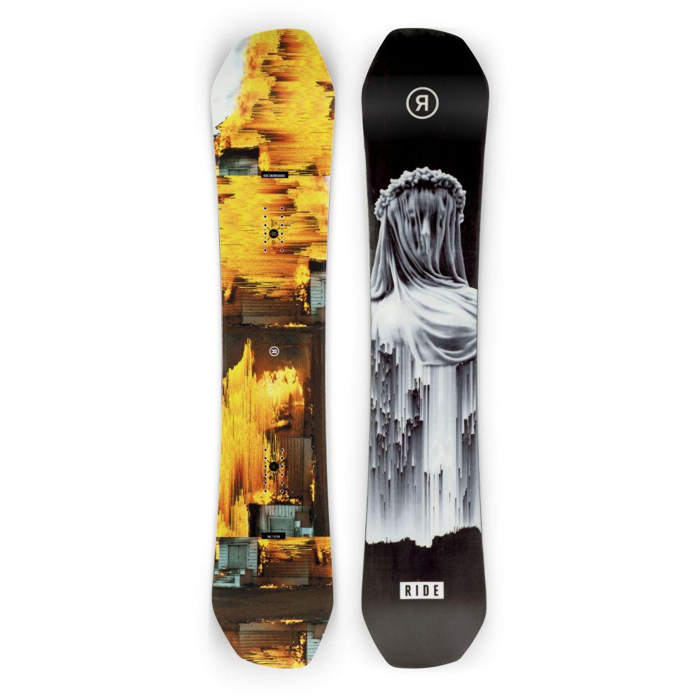 ライド Ride メンズ スキー・スノーボード ボード・板【Helix Wide Snowboard 2020】