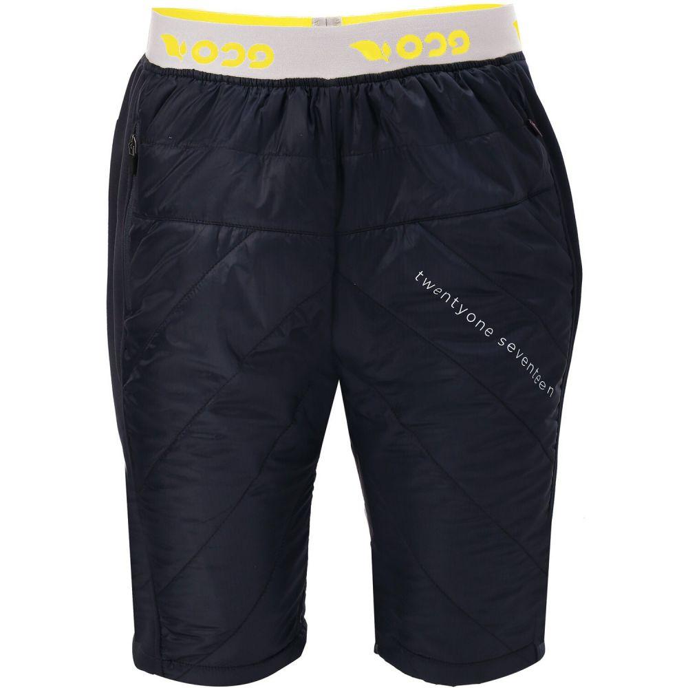 2117オブ スウェーデン 2117 Of Sweden メンズ スキー・スノーボード ベースレイヤー ボトムス・パンツ【Djuras Insulated Baselayer Shorts】Ink