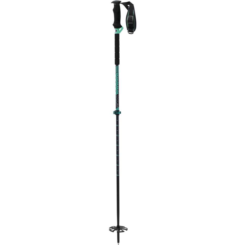 ケーツー K2 メンズ スキー・スノーボード ポール【Lockjaw Carbon 130 Ski Poles】Green