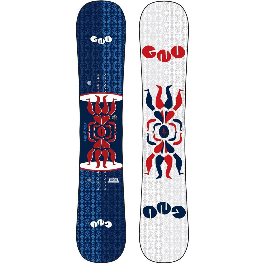 グヌ GNU メンズ スキー・スノーボード ボード・板【Forest Bailey Head Space Asym Wide Blem Snowboard 2020】