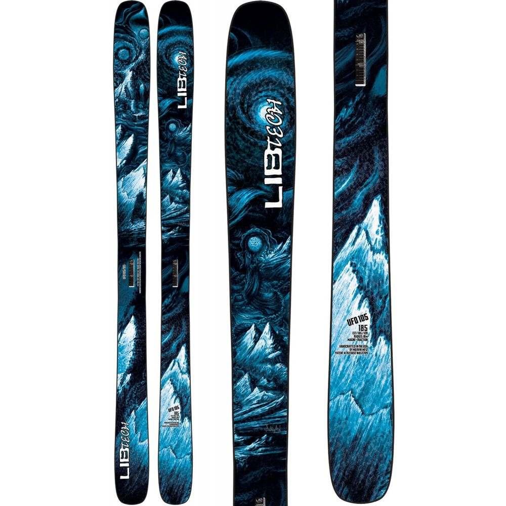 リブテック Lib Tech メンズ スキー・スノーボード ボード・板【UFO 105 Skis 2020】