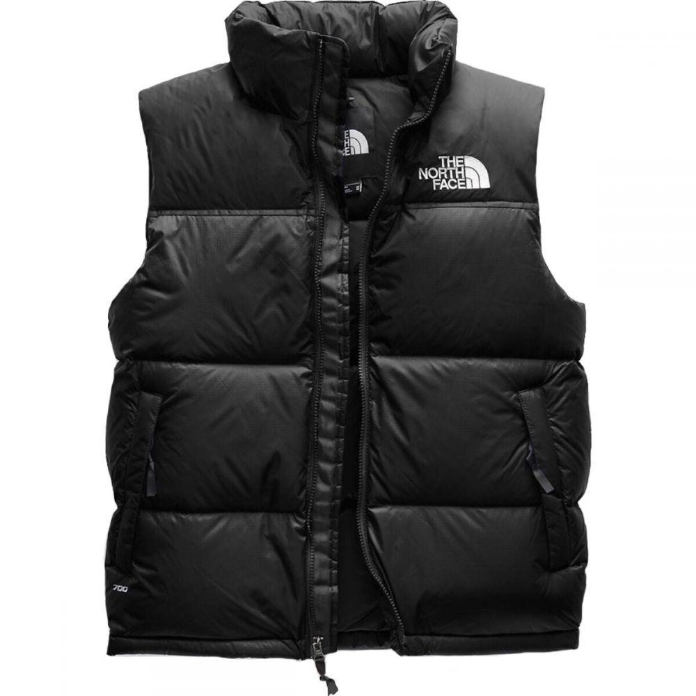ザ ノースフェイス The North Face メンズ ベスト・ジレ トップス【1996 Retro Nuptse Vest】TNF Black