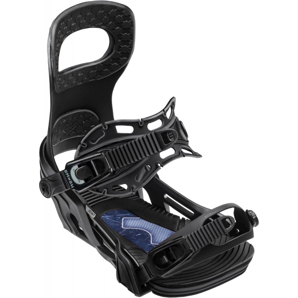 ベントメタル Bent Metal メンズ スキー・スノーボード ビンディング【Joint Snowboard Bindings】Black