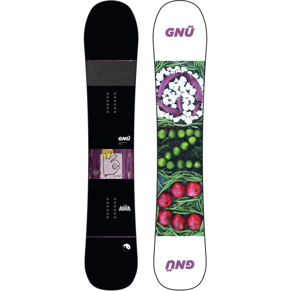 グヌ GNU メンズ スキー・スノーボード ボード・板【Mullair Snowboard 2020】