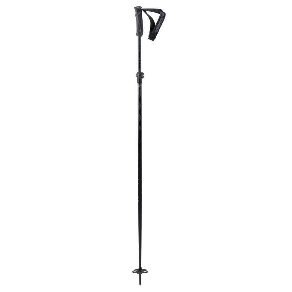 ケーツー K2 メンズ スキー・スノーボード ポール【Freeride Flipjaw 120 Ski Poles】Black