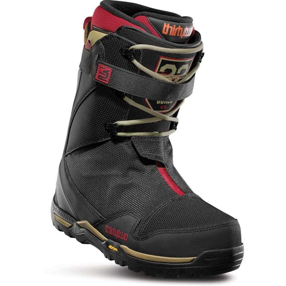 サーティーツー Thirty Two メンズ スキー・スノーボード ブーツ シューズ・靴【32 - TM-2 XLT Jones Snowboard Boots 2020】Black/Tan/Red