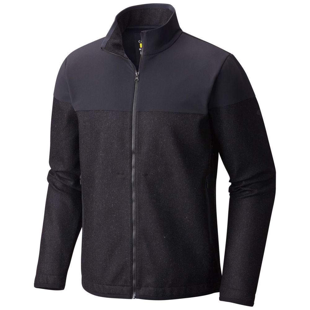 マウンテンハードウェア Mountain Hardwear メンズ フリース トップス【ZeroGrand Neo Full Zip Fleece】Black