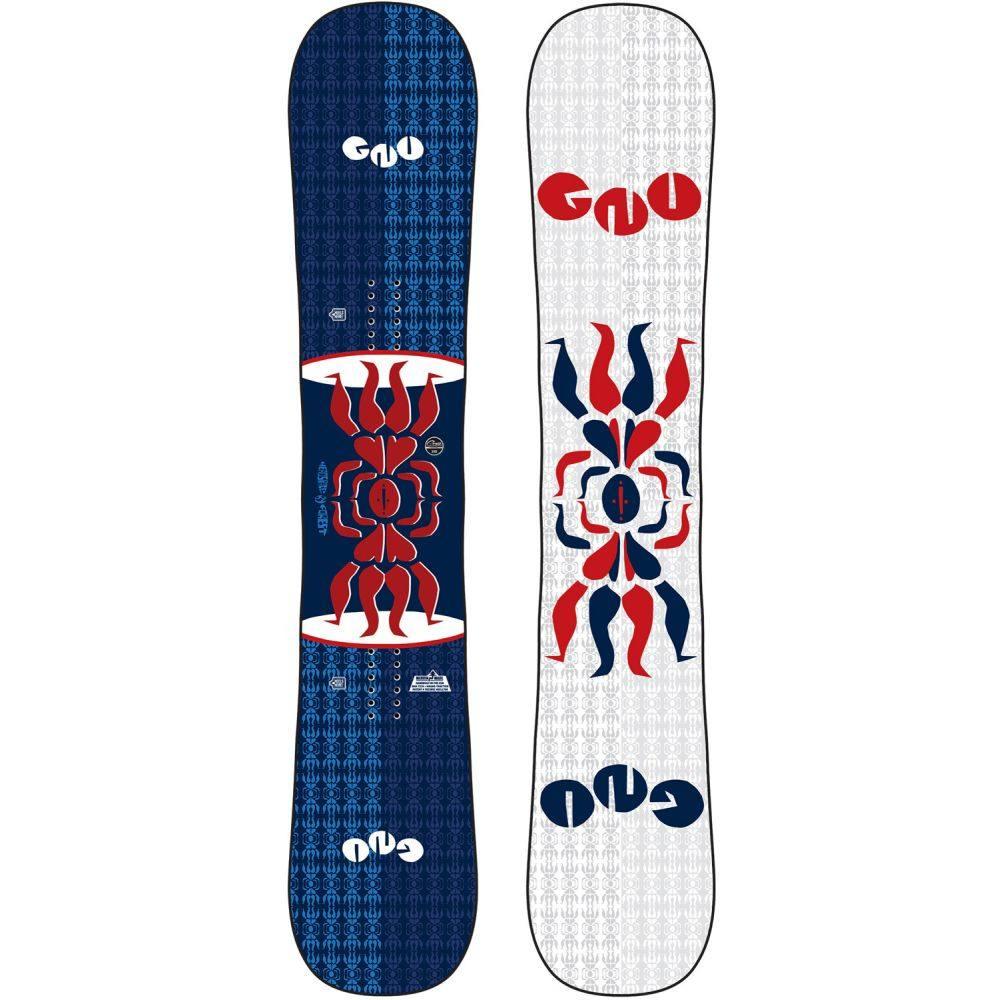 グヌ GNU メンズ スキー・スノーボード ボード・板【Forest Bailey Head Space Asym Snowboard 2020】