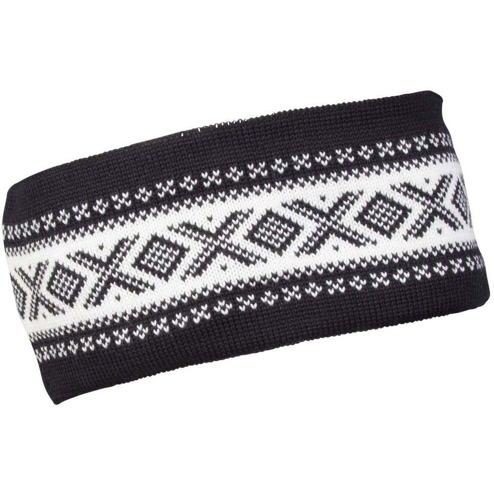 ダーレ オブ ノルウェイ Dale of Norway メンズ ヘアアクセサリー ヘッドバンド【Dale Of Norway Cortina Merino Headband】Black/Off White