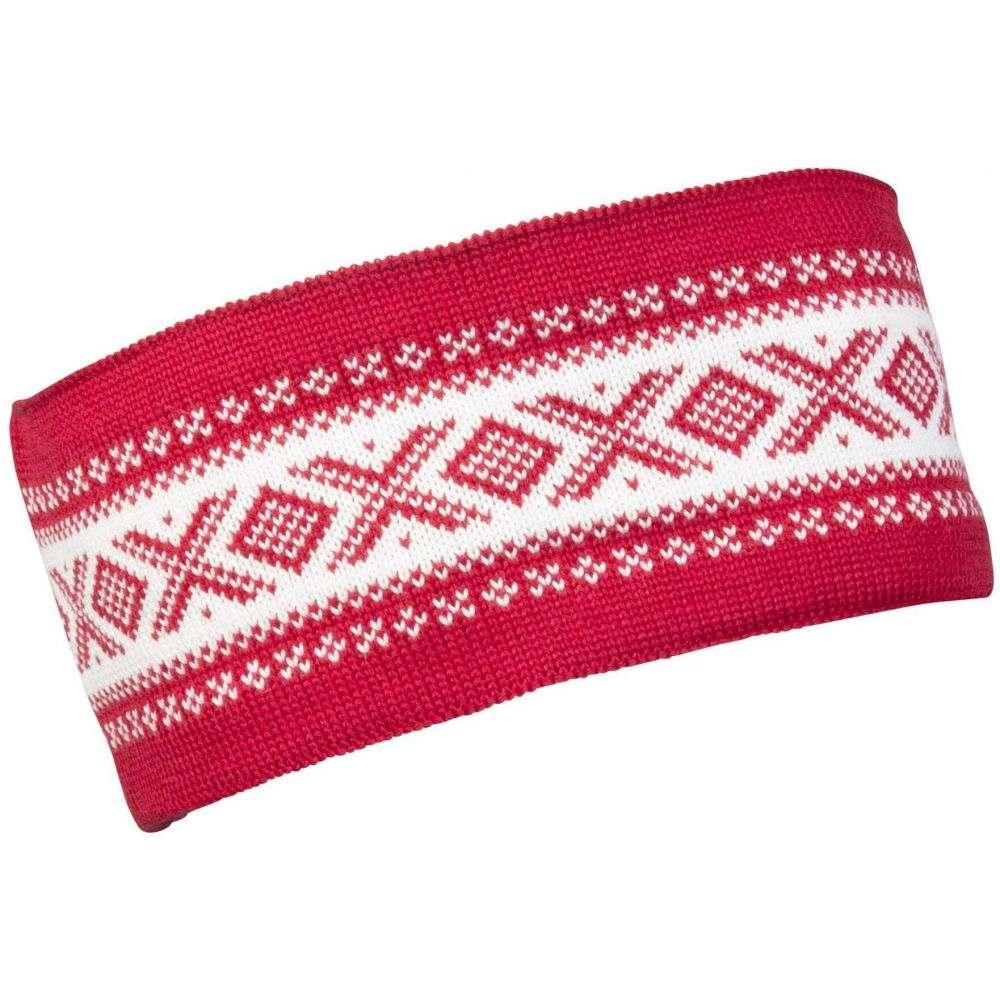 ダーレ オブ ノルウェイ Dale of Norway メンズ ヘアアクセサリー ヘッドバンド【Dale Of Norway Cortina Merino Headband】Rasperry/Off White