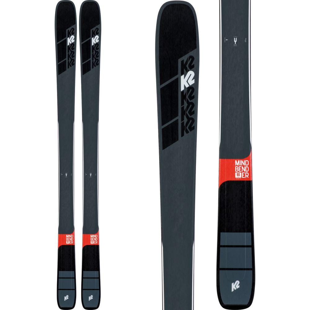 ケーツー K2 メンズ スキー・スノーボード ボード・板【Mindbender 90 Ti Skis 2020】