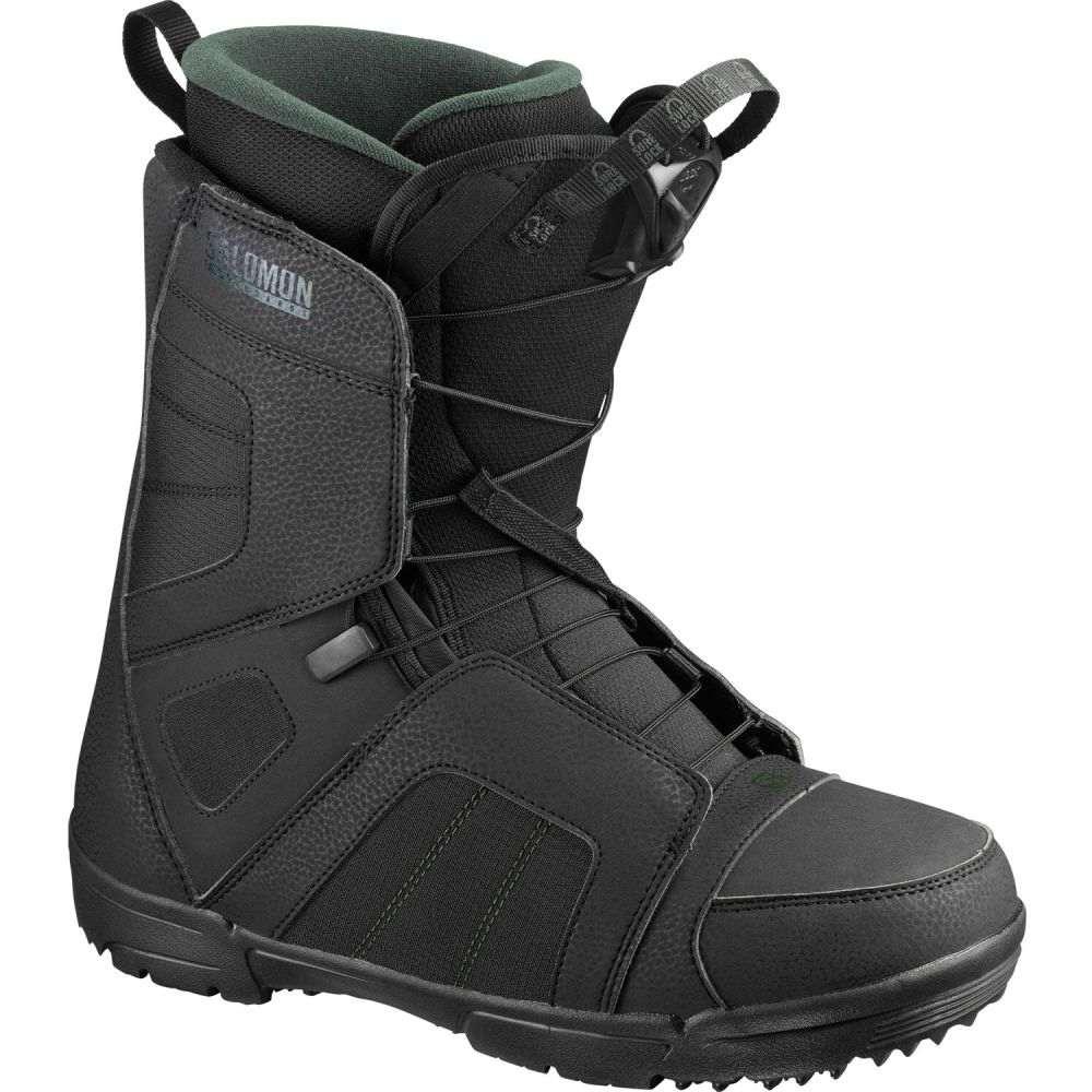 サロモン Salomon メンズ スキー・スノーボード ブーツ シューズ・靴【Titan Snowboard Boots 2021】Black