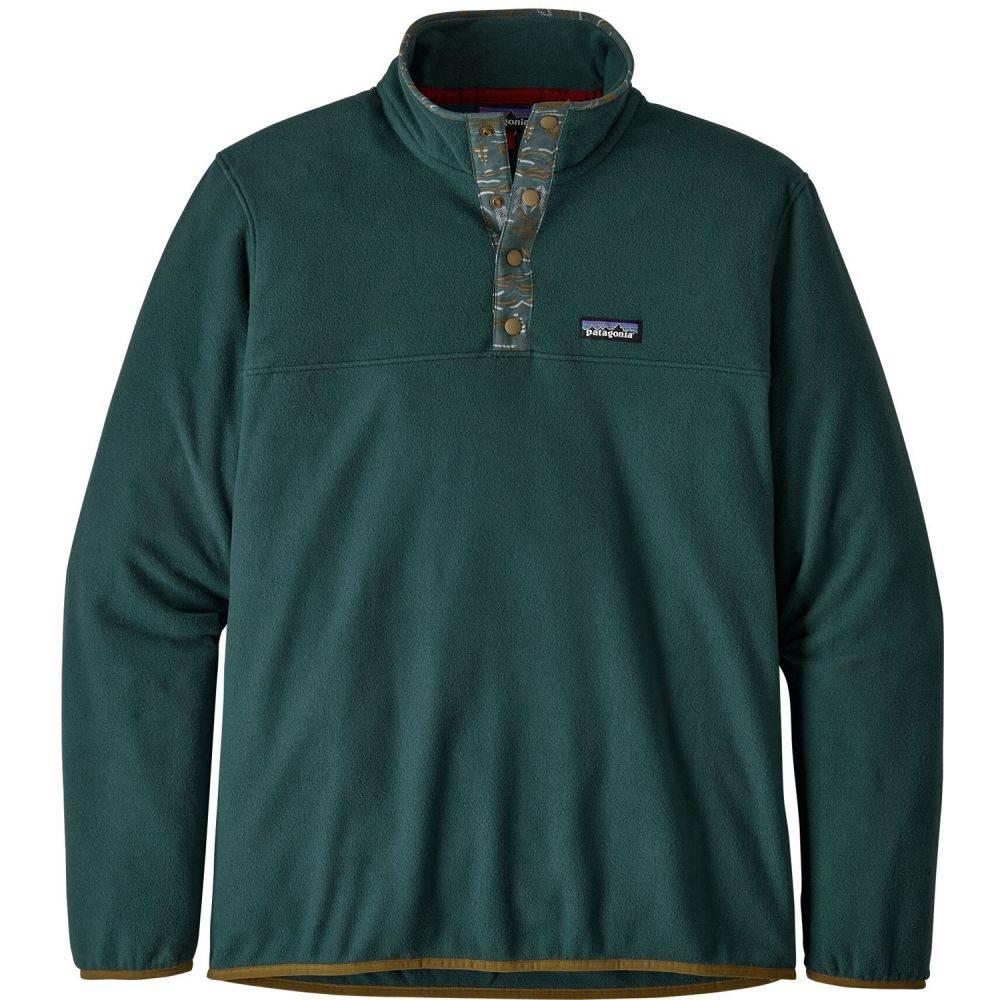 パタゴニア Patagonia メンズ フリース トップス【Micro D Snap-T Pullover Fleece】Piki Green