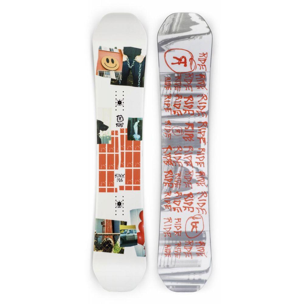 ライド Ride メンズ スキー・スノーボード ボード・板【Kink Snowboard 2020】