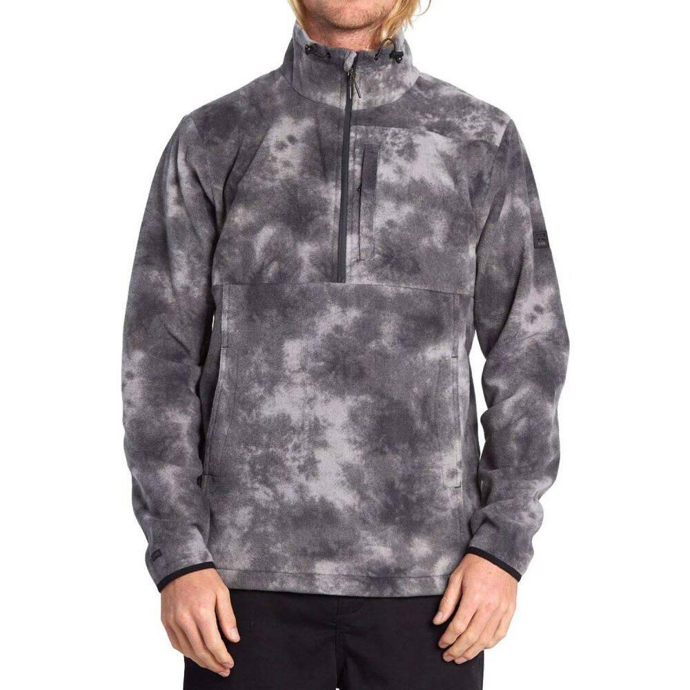 ビラボン Billabong メンズ フリース トップス【Boundary Mock Lite Polar Fleece】Pewter