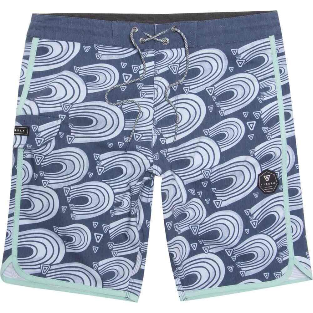 ヴィスラ Vissla メンズ 海パン 水着・ビーチウェア【Surfrider 19.5in Boardshorts】Dark Denim