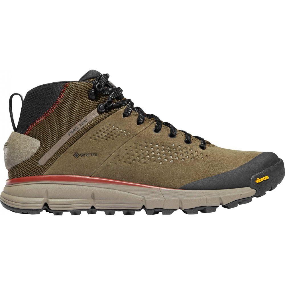 ダナー Danner メンズ ランニング・ウォーキング シューズ・靴【Trail 2650 Mid Trail Running Shoes】Dusty Olive