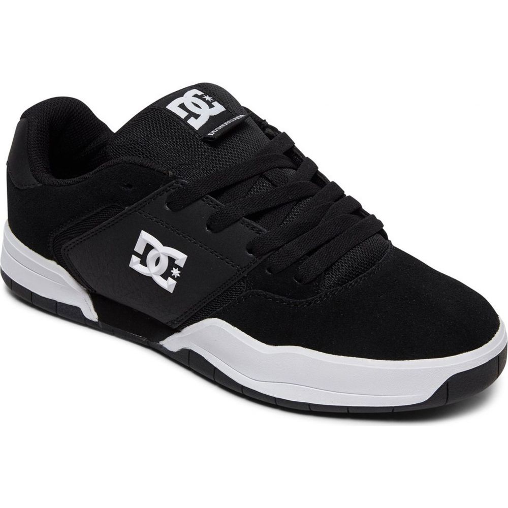 ディーシー DC メンズ スケートボード シューズ・靴【Central Skate Shoes】Black/White/Blue