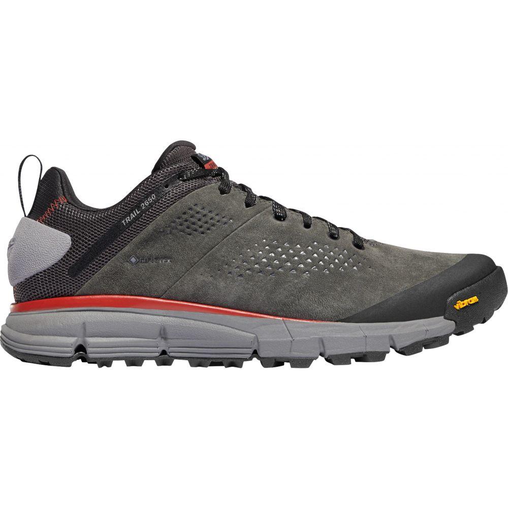 ダナー Danner メンズ ランニング・ウォーキング シューズ・靴【Trail 2650 Trail Running Shoes】Dark Gray/Brick Red
