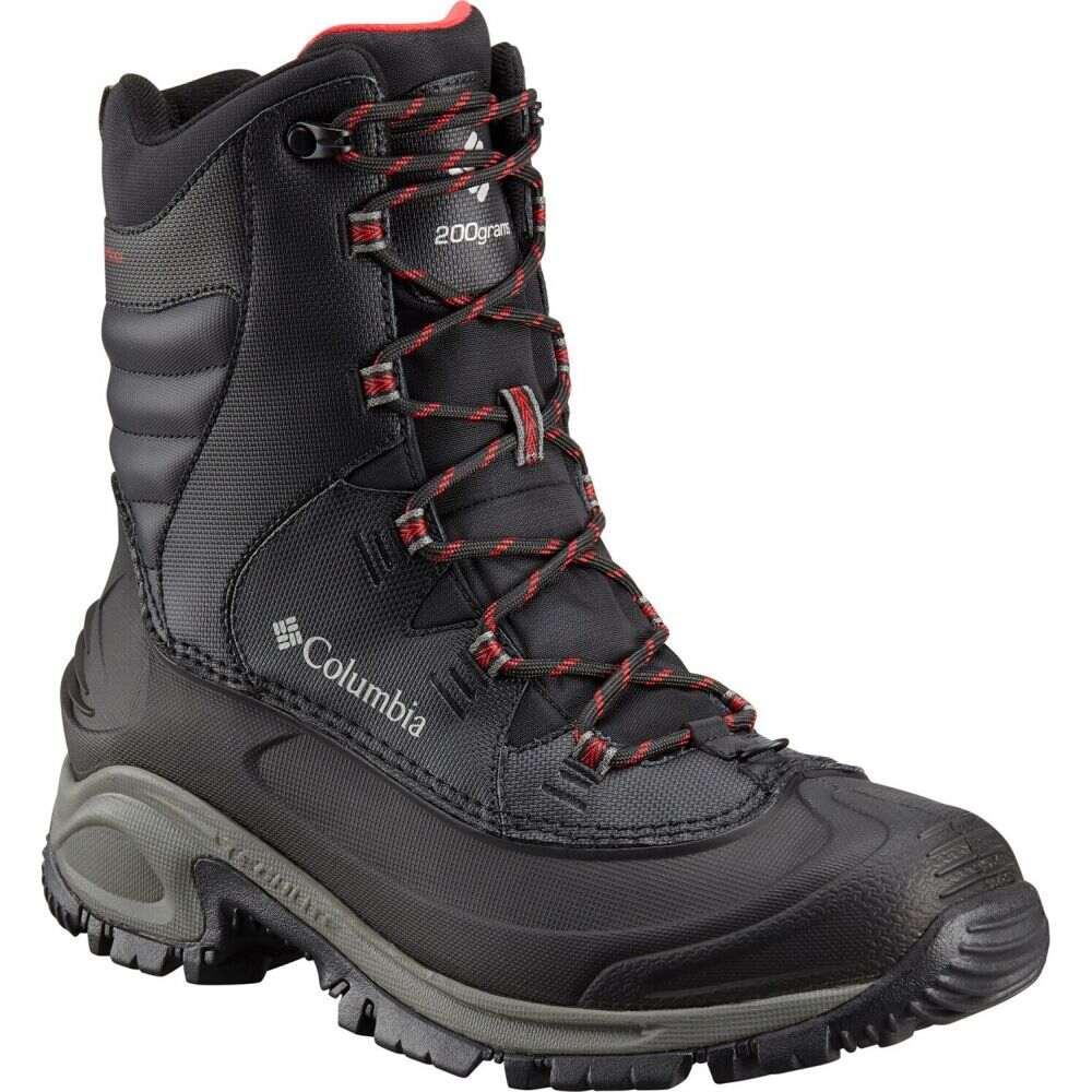 コロンビア Columbia メンズ ブーツ シューズ・靴【Bugaboot III Boots】Black/Bright Red