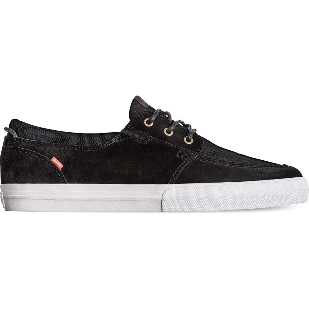 グローブ Globe メンズ スケートボード シューズ・靴【Attic Skate Shoes】Black/White