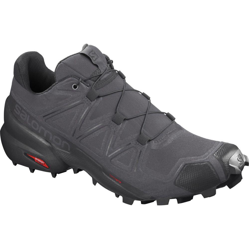サロモン Salomon メンズ ランニング・ウォーキング シューズ・靴【Speedcross 5 Trail Running Shoes】Magnet/Black/Phantom