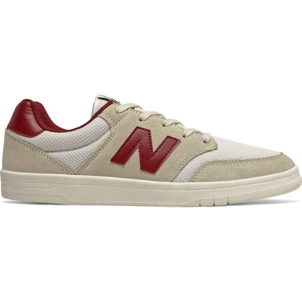 ニューバランス New Balance メンズ スケートボード シューズ・靴【All Coasts AM425 Skate Shoes】Tan/Burgundy