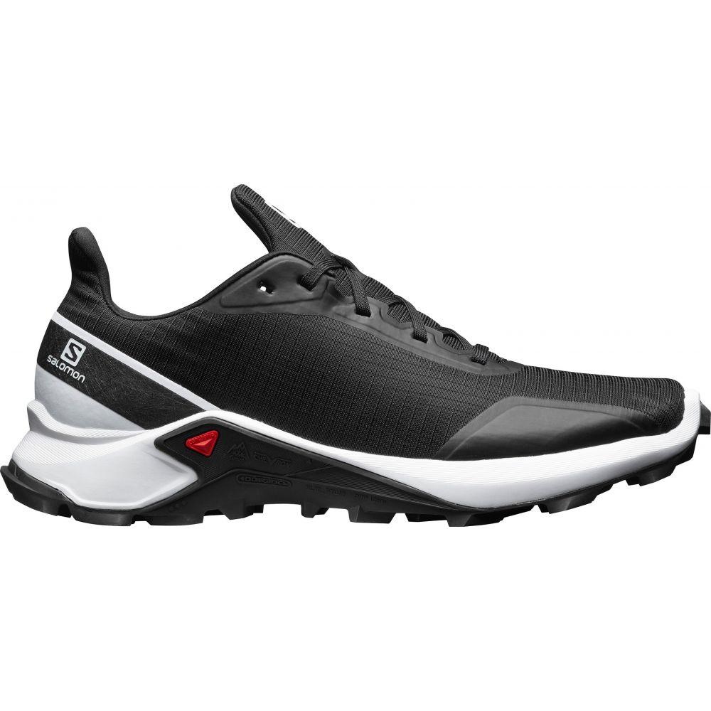 サロモン Salomon メンズ ランニング・ウォーキング シューズ・靴【Alphacross Trail Running Shoes】Black/White/Monument