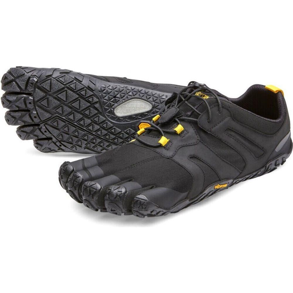 ビブラム Vibram メンズ ハイキング・登山 ファイブフィンガーズ シューズ・靴【FiveFingers V-Trail 2.0 Hiking Shoes】Black/Yellow