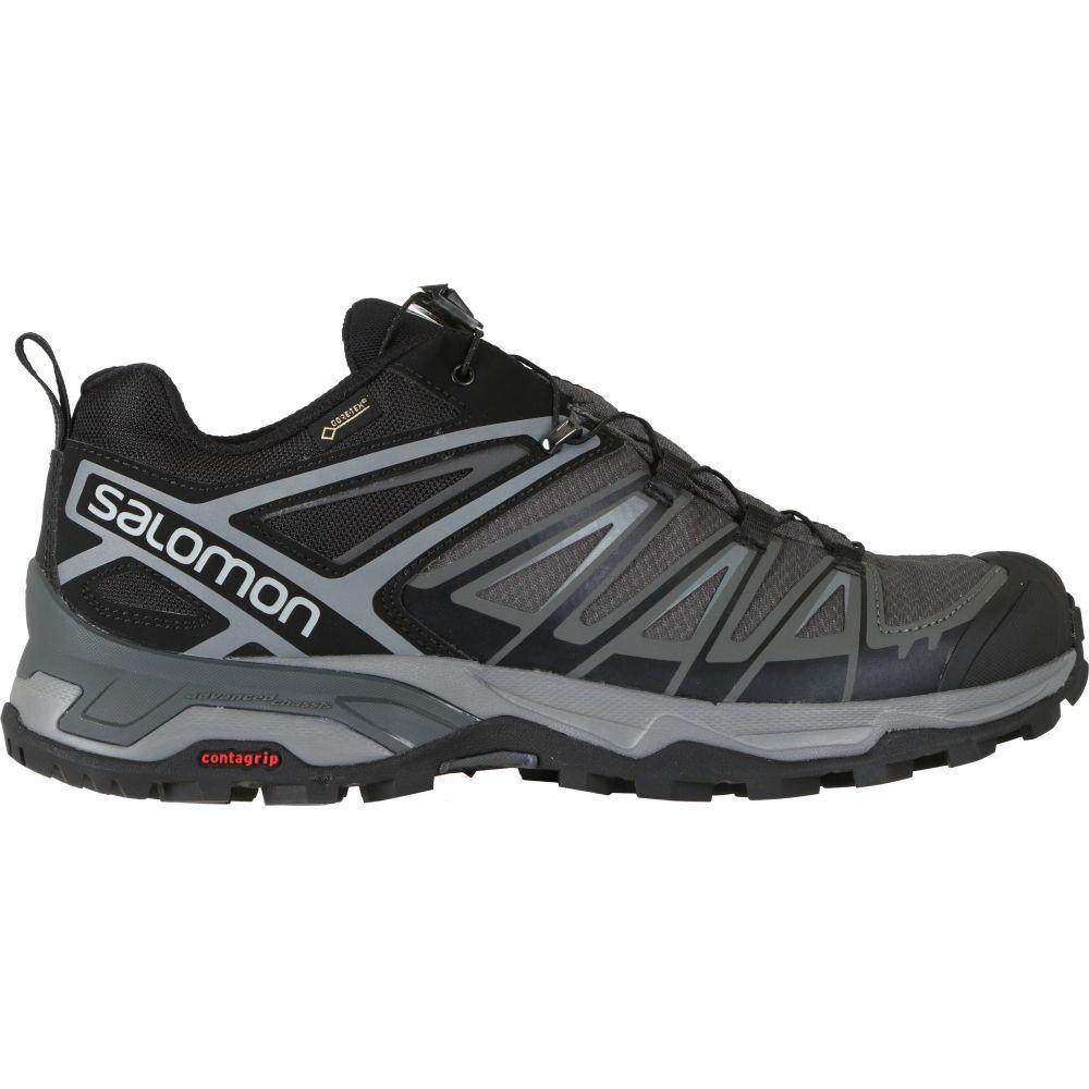 サロモン Salomon メンズ ハイキング・登山 シューズ・靴【x Ultra 3 GTX Hiking Shoes】Black/Magnet/Quiet Shade