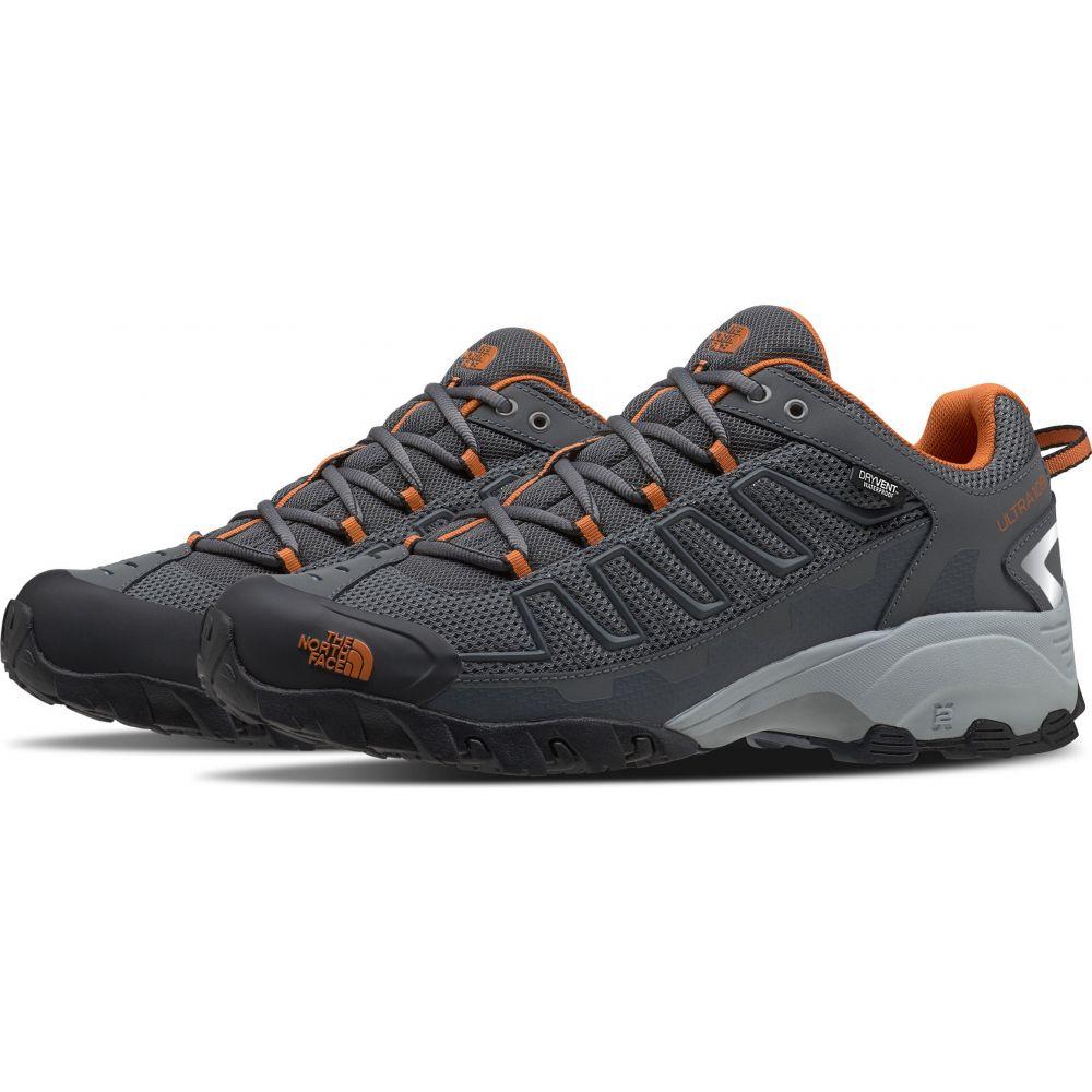 ザ ノースフェイス The North Face メンズ ハイキング・登山 シューズ・靴【Ultra 109 WP Hiking Shoes】Zinc Grey/Burnt Orange