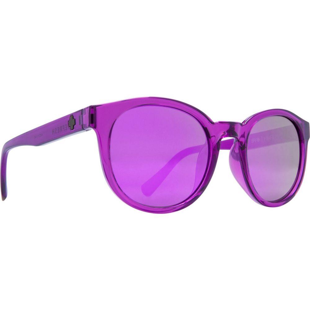 スパイ Spy メンズ メガネ・サングラス 【Hi-Fi Sunglasses】Amethyst/Grey Purple Mirror Lens