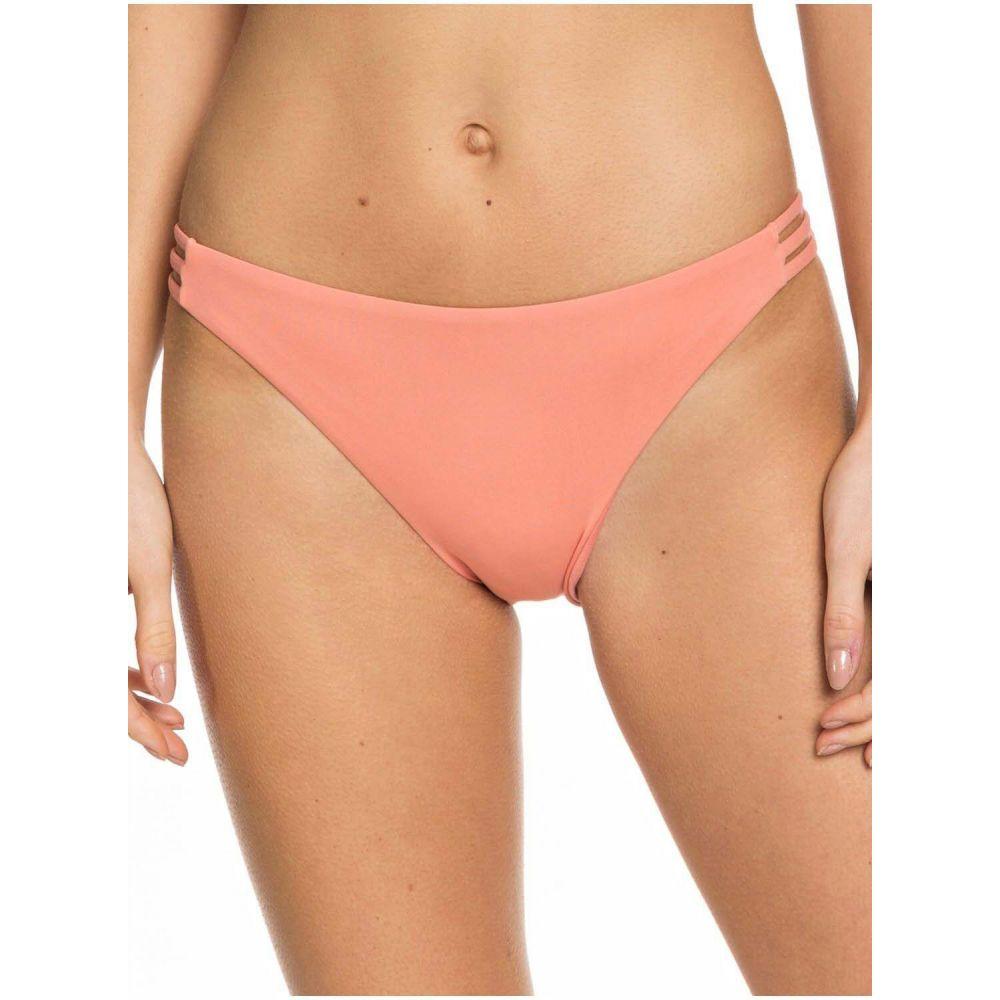 ロキシー Roxy レディース ボトムのみ 水着・ビーチウェア【Solid Beach Classics FA Full Bikini Bottoms】Terra Cotta