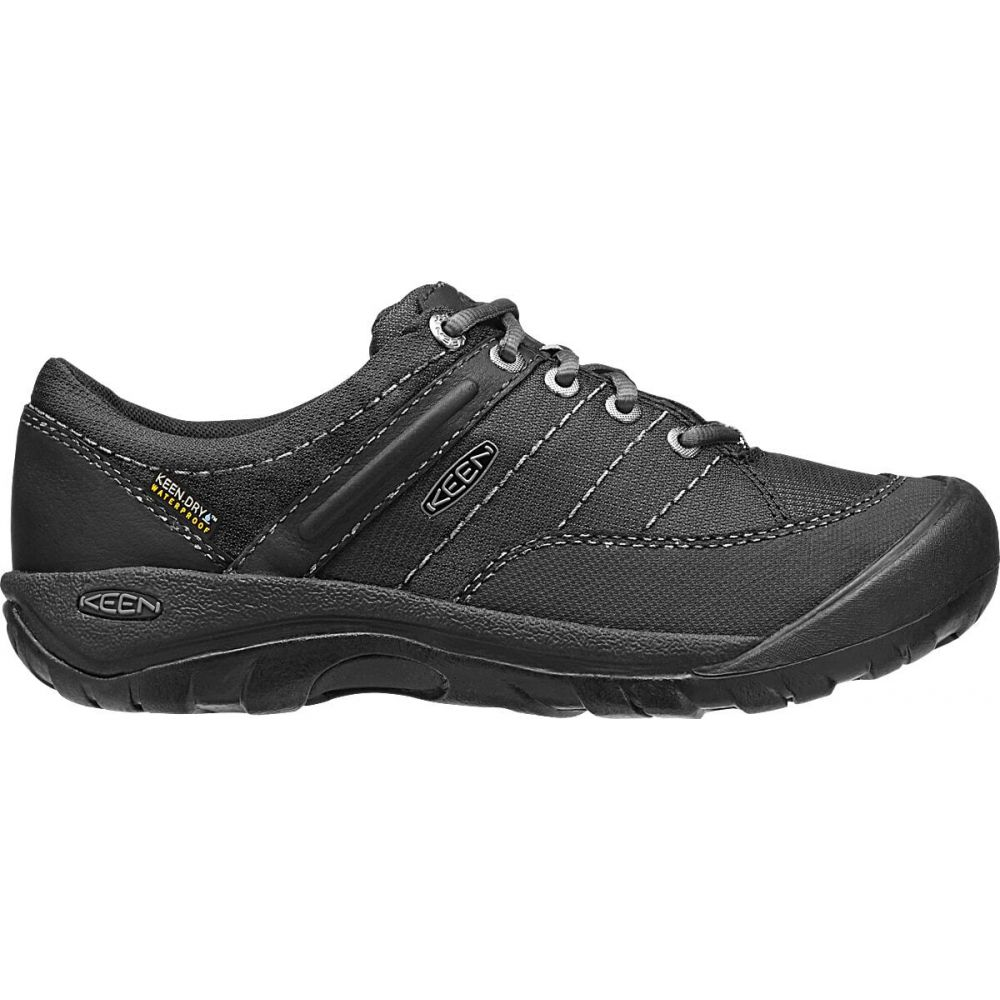 キーン Keen レディース シューズ・靴 【Presidio Sport Mesh WP Shoes】Black