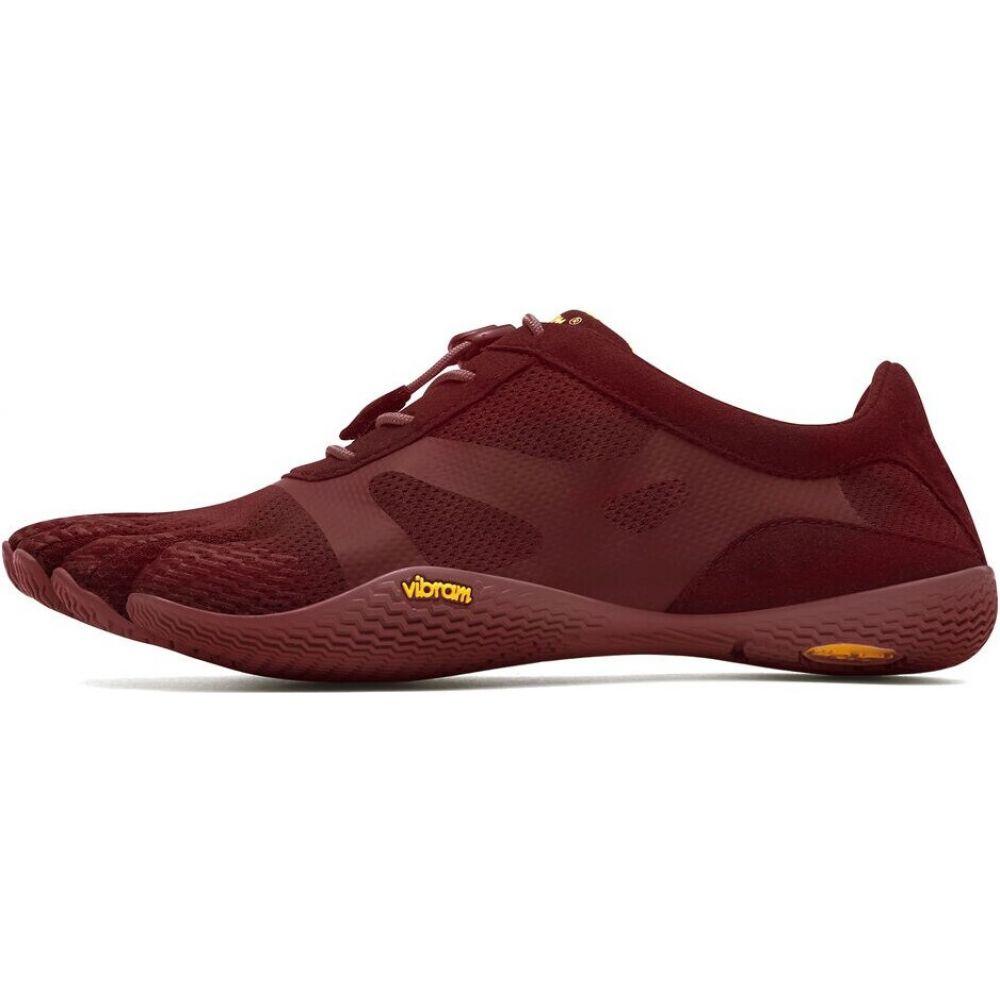 ビブラム Vibram レディース ハイキング・登山 ファイブフィンガーズ シューズ・靴【FiveFingers KSO EVO Hiking Shoes】Burgundy