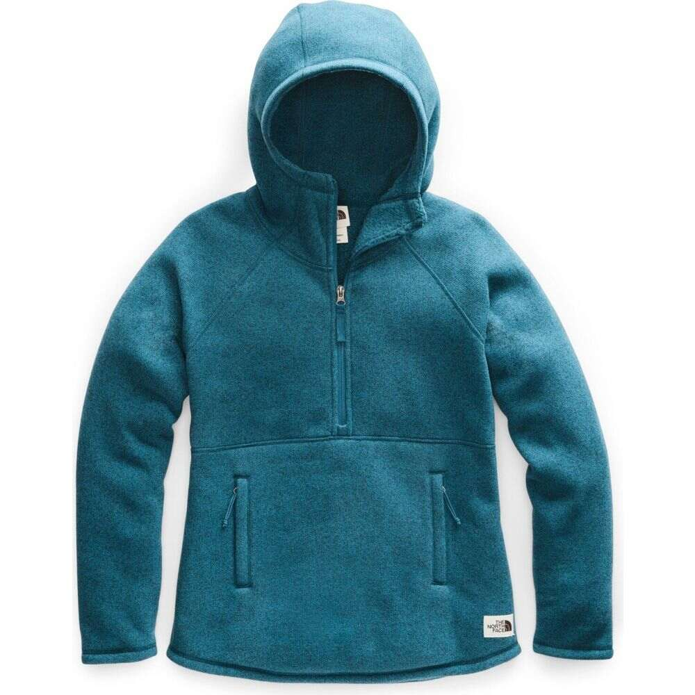 ザ ノースフェイス The North Face レディース パーカー トップス【Crescent Pullover Hoodie】Blue Coral Heather