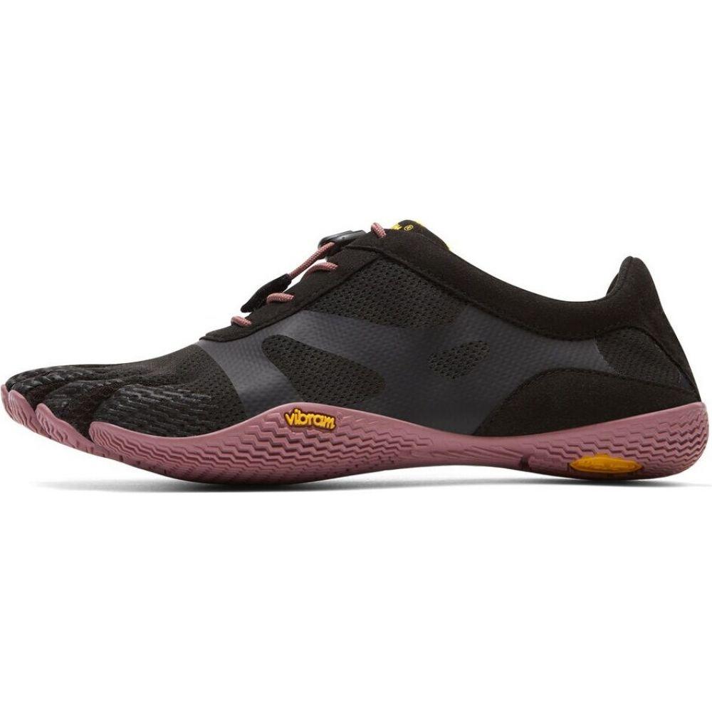 ビブラム Vibram レディース ハイキング・登山 ファイブフィンガーズ シューズ・靴【FiveFingers KSO EVO Hiking Shoes】Black/Rose