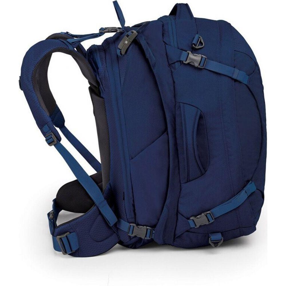 オスプレー Osprey レディース バックパック・リュック バッグ【Ozone Duplex 60 Backpack】Buoyant Blue