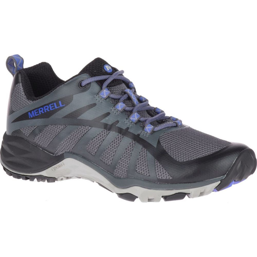 メレル Merrell レディース ハイキング・登山 シューズ・靴【Siren Edge Q2 Hiking Shoes】Black