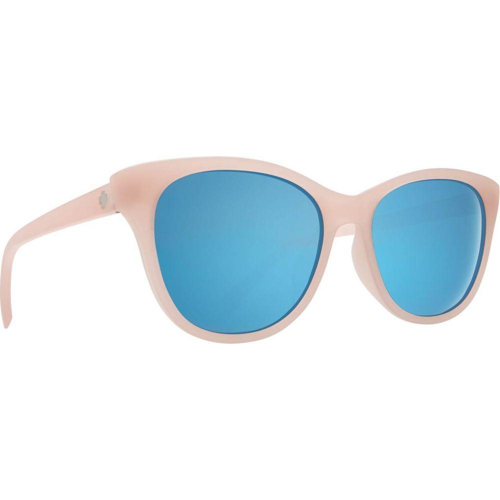 スパイ Spy レディース メガネ・サングラス 【Spritzer Sunglasses】Matte Translucent Blush/Bronze Fade Lens