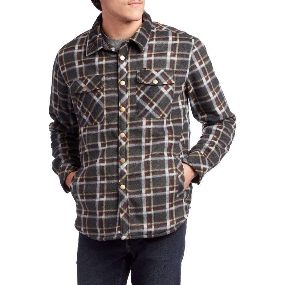 ダークシーズ Dark Seas メンズ ジャケット シャツジャケット アウター【Wedge Shirt Jacket】Brown