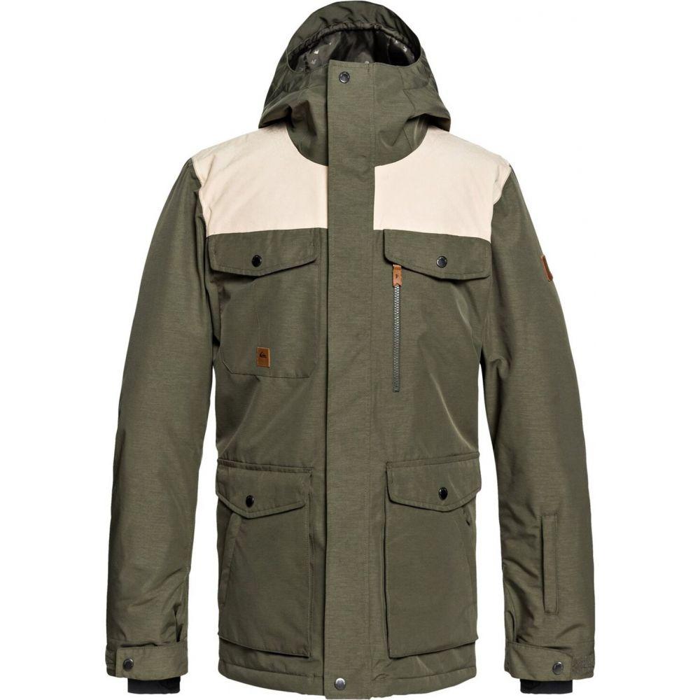 クイックシルバー Quiksilver メンズ ジャケット アウター【Raft Jacket】Grape Leaf