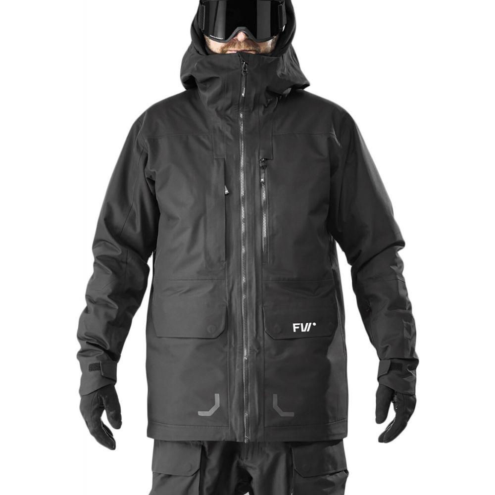 フォワード FW メンズ ジャケット アウター【Forward Manifest 3L Jacket】Slate Black