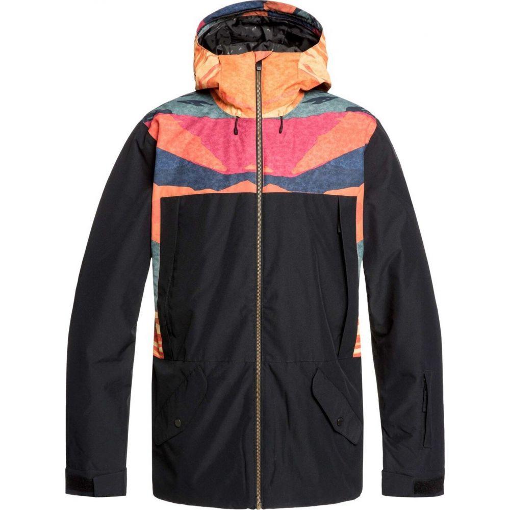 クイックシルバー Quiksilver メンズ ジャケット アウター【TR Ambition Jacket】Apricot Orange Tr Sunrises