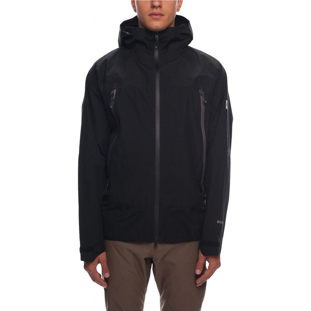 シックス エイト シックス 686 メンズ ジャケット シェルジャケット アウター【GORE-TEX Paclite Multi Shell Jacket】Black
