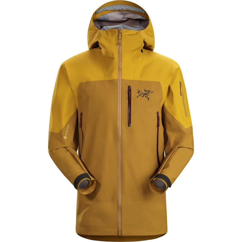 アークテリクス Arc'teryx メンズ ジャケット アウター【Sabre LT Jacket】Golden Mind