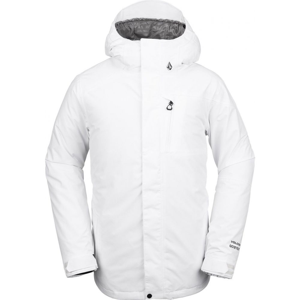 ボルコム Volcom メンズ ジャケット アウター【L GORE-TEX Jacket】White