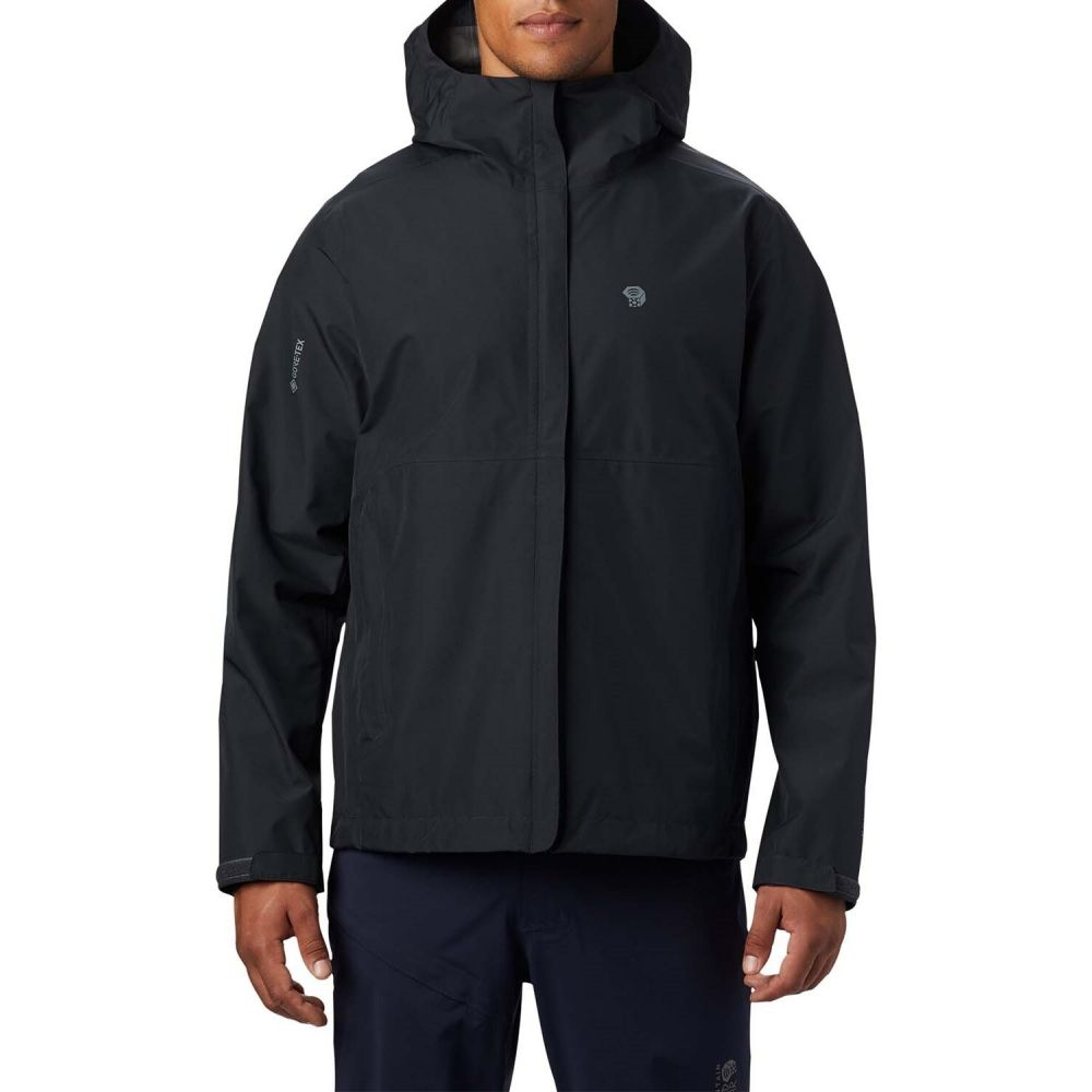 マウンテンハードウェア Mountain Hardwear メンズ ジャケット アウター【Exposure/2(TM) GORE-TEX Paclite Jacket】Dark Strom